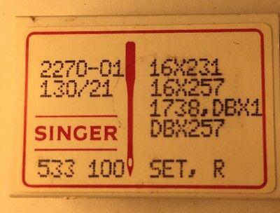 A SCHMETZ Rundkolbennadeln 1738A 1738 A 1738 St 90