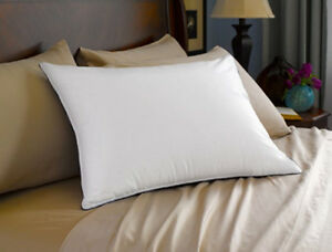 brand new pacific coast feather double down around pillows luxury hotel pillow. Black Bedroom Furniture Sets. Home Design Ideas