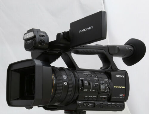 Sony HXRNX5R Full-HD Compact Camcorder 3CMOS with Latest Tec