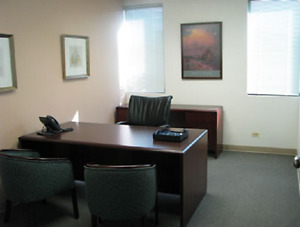 Seeking weekend Professional  office space to share