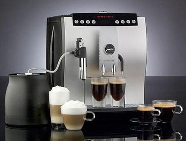 impressa z5 onetouch super automatic espresso machine - Jura Coffee Maker