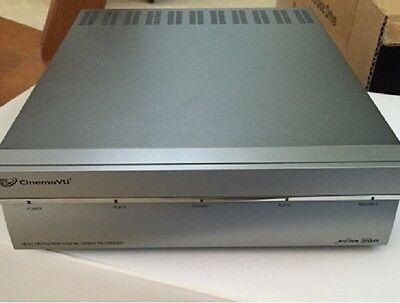 CinemaVU AVHD-80 High Definition Digital Video Recorder For