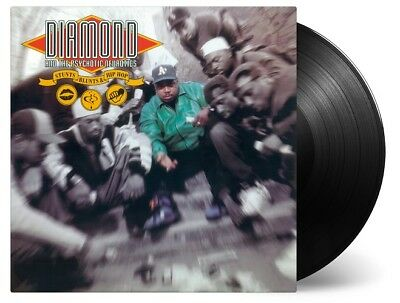 DIAMOND D STUNTS BLUNTS & HIP HOP PRESALE NEW VINYL 2LP REISSUE OUT 4th MAY