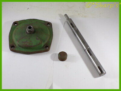 B3284r B3283r John Deere B 50 Governor Shaft Cover Add Tach To Your Tractor