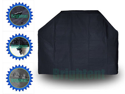 170cm Waterproof Barbecue Cover Garden Outdoor BBQ Grill Protector BQ6AB