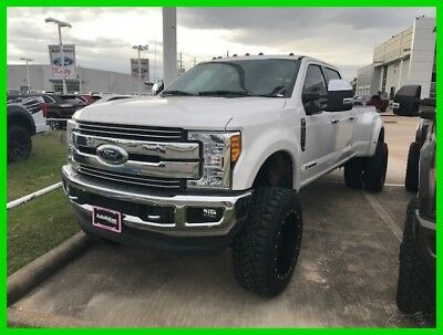 2017 Ford F-350 Lariat: 2017 Ford Super Duty F-350 Lariat Four Wheel LIFTED/Wheels/Tires/Power Deploy