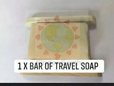 1 X Friendly Soap Travel Soap Hair, Body & Laundry