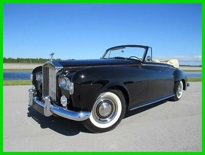 1963 Rolls-Royce Silver Cloud III 1963 III Used Automatic RWD