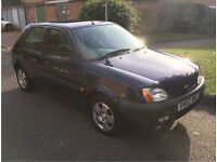 2002 Ford Fiesta 1.25 Freestyle 5dr For Sale £500