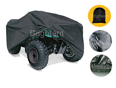 XL Large Waterproof Quad Bike ATV Storage Cover Universal Fit 4 Wheel BABTV