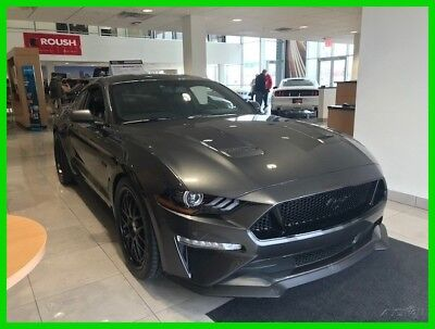 2018 Ford Mustang GT Premium Paint to Match/Wheels and Tires/Lowered