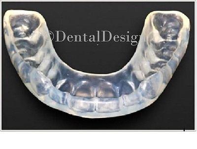 Professional Custom Made Teeth Bruxism Grinding Dental SOFT Night Guard
