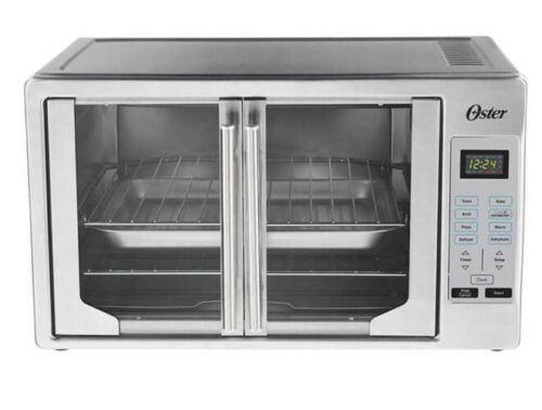 NEW Oster Digital French Door Countertop Oven Turbo Convecti