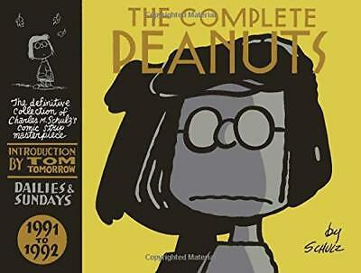 The Complete Cacahuetes 1991-1992: volumen 21 por Schulz, Charles M.