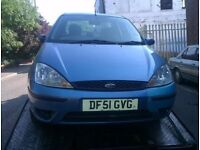 Ford Focus N/S Headlight (2001)