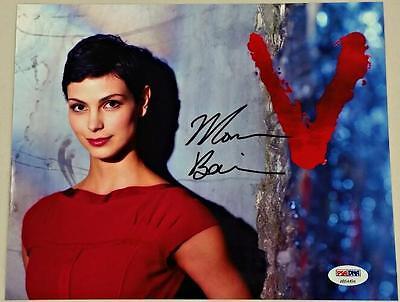 Morena Baccarin  V  Signed 8X10 Photo W  Psa Dna Coa   Firefly Homeland Stargate