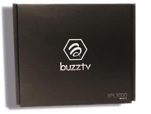 BUZZTV XPL 3000 Basic Androind 7.1 HD 4K 8gb/1gb, INTERNET PLANS