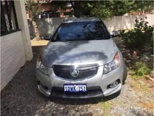2012 Holden Cruze SRi V **12 MONTH WARRANTY**