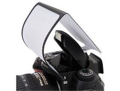 Universal Pop up Flash Diffuser Soft Box For DSLR Canon Nikon Pentax - UK STOCK