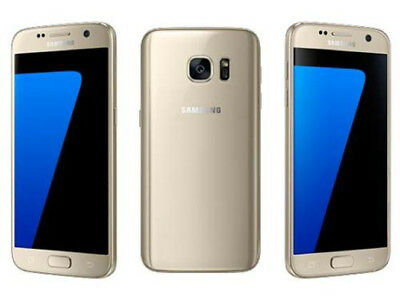"5.1""  Samsung Galaxy S7 G930F  4G LTE 32GB 4GB RAM  Unlocked Smartphone Gold"
