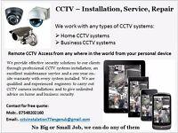 CCTV Systems instalations