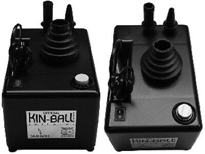 Grevinga® SCHOOL Kin-Ball® Ballpumpe in schwarz 153016