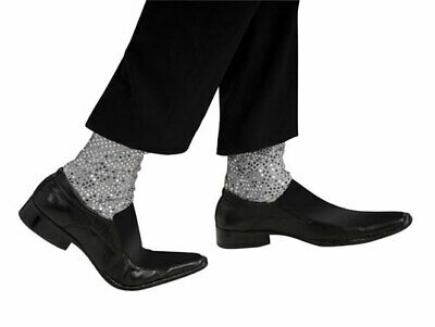 Adult Sparkle Michael Jackson Socks](Michael Jackson Sparkle Socks)