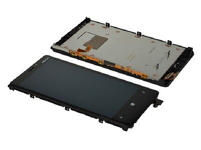 NOKIA LUMIA 920 : BLOC COMPLET ECRAN LCD + VITRE TACTILE CHÂSSIS ASSEMBLER