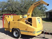 WOOD / BRUSH CHIPPING SERVICES