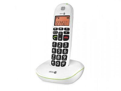 Doro PhoneEasy® 100W Cordless Amplified Phone Extra Loud Telephone