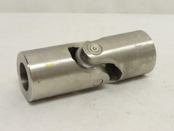 """183676 New-No Box, Curtis SS6511 Universal Joint, SS, 3/4"""" x 1""""ID"""
