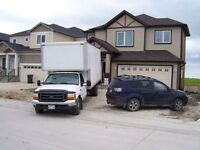 Residential & Commercial Moving 204 479 6683 Anytime!