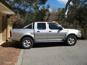 NISSAN NAVARA UTE HARD LID Mount Nasura Armadale Area Preview