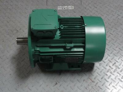 173567 New-no Box Leroy Somer Lses132sm Ac Motor 7.5kw 10hp 3550rpm 460v 3ph