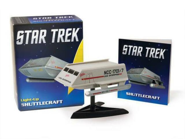 Star Trek Shuttlecraft by Carter, Chip | Paperback Book | 9780762459346 | NEW