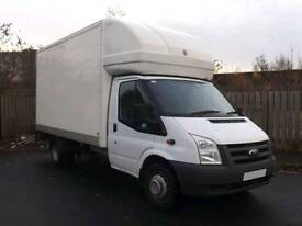 HOUSE REMOVAL SERVICES MAN & LARGE VAN HIRE HOUSE MOVING,DELIVERY & COLLECTION,CLEARANCE & DUMP RUN