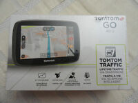 TomTom GO 40S Portable Vehicle GPS ~ NEW ~