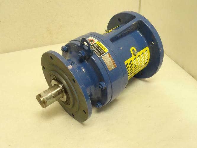177534 New-No Box, Sumitomo CNVJS-6125Y-35 Sm-CYCLO Gear Speed Reducer 35:1 Rati