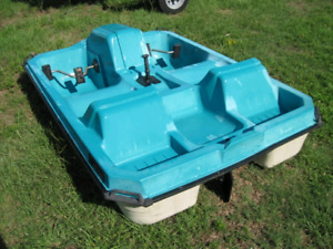 Looking for Pedal Boat (fixer upper)