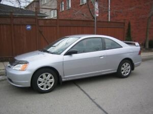 2003 Honda Civic 30th Anniversary Edition