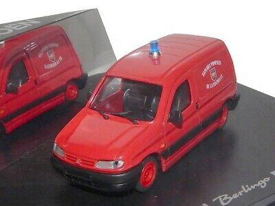 Citroën Berlingo Pompiers ELIGOR
