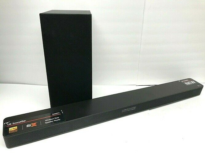 LG SKM5Y Wireless Soundbar With Hi-Res Audio