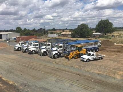 HC Truck and Dog Tipper Driver(ECR Contracting) Caniambo Outer Shepparton Preview