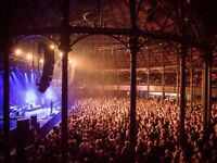 Little Dragon Roundhouse 28/10
