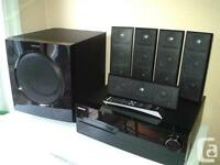 Samsung (HT-AS720S) 7.1 Channel Home Theater System Mint con