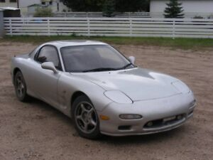1992 Efini Rx7 Right hand drive for sale as mechanics special