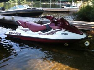 1999 sea doo GTX limited 951 3 seater 180hrs 130 HP