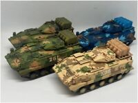 Handmade 3D Model China Tanks Vehicles
