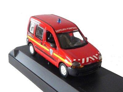 Renault Kangoo Pompiers VEREM