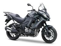 "Kawasaki Versys 1000 ""16 Plate"" Pre Reg Bargain"